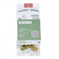 Bio Kardamom, egész 10 g GreenMark