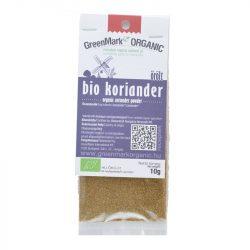 Bio Koriander, őrölt 10 g GreenMark