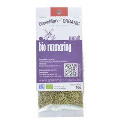 Bio Rozmaring, morzsolt 10 g GreenMark