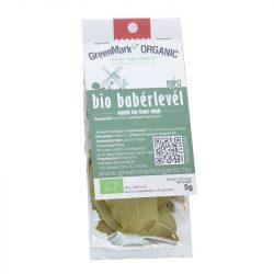 Bio Babérlevél, egész 5 g GreenMark