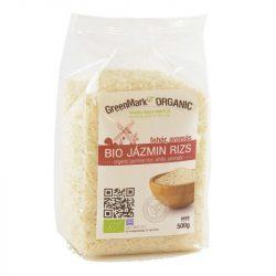 Bio Jázmin rizs fehér 500 g GreenMark