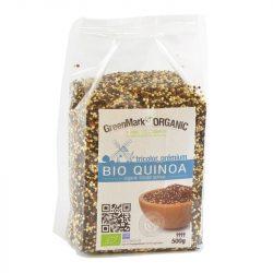 Bio Quinoa tricolor 500 g GreenMark