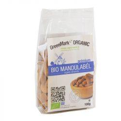 Bio Mandulabél 100 g GreenMark