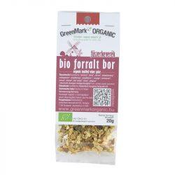 Bio Forraltbor fűszerkeverék 20 g GreenMark