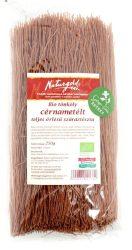 Bio tönköly tészta cérnametélt teljes őrlésű 250 g Naturgold