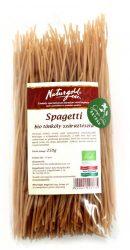 Bio tönköly tészta spagetti 250 g Naturgold