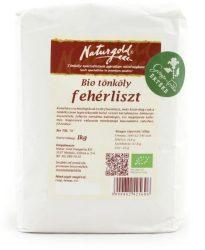 Bio tönköly fehér liszt TBL 70 1 kg  Naturgold