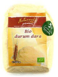 Bio durum dara 500 g Naturgold