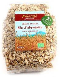 Bio zabpehely extra nagyszemű 500 g  Naturgold