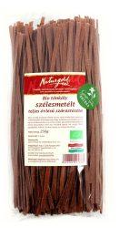 Bio tönköly tészta szélesmetélt teljes őrlésű 250 g Naturgold