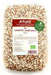 Bio puffasztott tönköly natúr 200 g  Naturgold