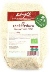 Bio tönköly fehér dara 500 g Naturgold