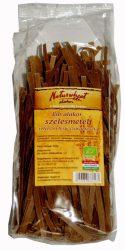 Bio alakor ősbúza tészta szélesmetélt teljes őrlésű 250 g  Naturgold