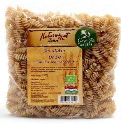 Bio alakor ősbúza tészta orsó 250 g  Naturgold