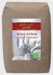 Bio alakor ősbúza teljes őrlésű liszt 1 kg  Naturgold