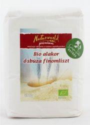 Bio alakor ősbúza fehér liszt 1 kg  Naturgold