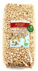 Bio puffasztott durum natúr 200 g  Naturgold