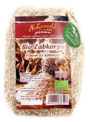 Bio zabkorpa 250 g Naturgold