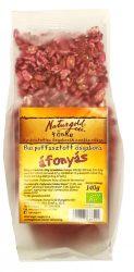 Bio puffasztott ősgabona áfonyás 140 g Naturgold