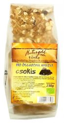 Bio ősgabona müzli csokis 230 g Naturgold