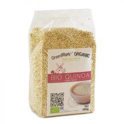 Bio Quinoa fehér 500 g GreenMark