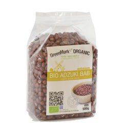 Bio Adzuki bab 500 g GreenMark
