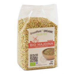 Bio Hajdina, hántolt 500 g GreenMark