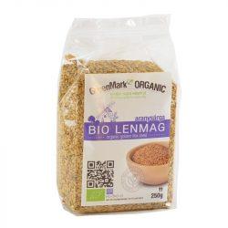 Bio Lenmag, aranysárga 250 g GreenMark