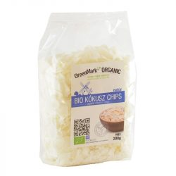 Bio Kókusz chips 200 g GrenMark
