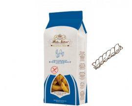 Bio gluténmentes tészta barnarizs tészta - fusilli 250g