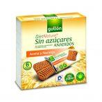 Diabetikus Snack zabos, narancsos keksz 144 g Gullon