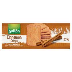 Fahéjas keksz 235 g Gullon