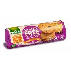 Gluténmentes keksz zabbal éás naranccsal 180 g Gullon