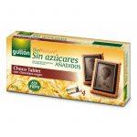 Diabetikus Choco Tablet 150 g Gullon