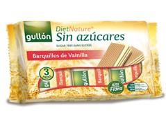 Diabetikus vaniliás nápolyi 60 g Gullon