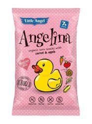 "Bio Kukoricás snack, ""Angelina""  4x15 g Biopont"