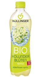 Bio Bodzavirág sprizz 500 ml Höllinger